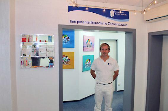 Einrichtung - Praxis für Zahnheilkunde · Zahnarzt Eckhard Schneider in 45661 Recklinghausen